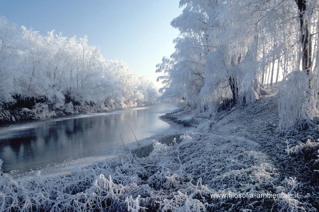 gelo italia gennaio 2016