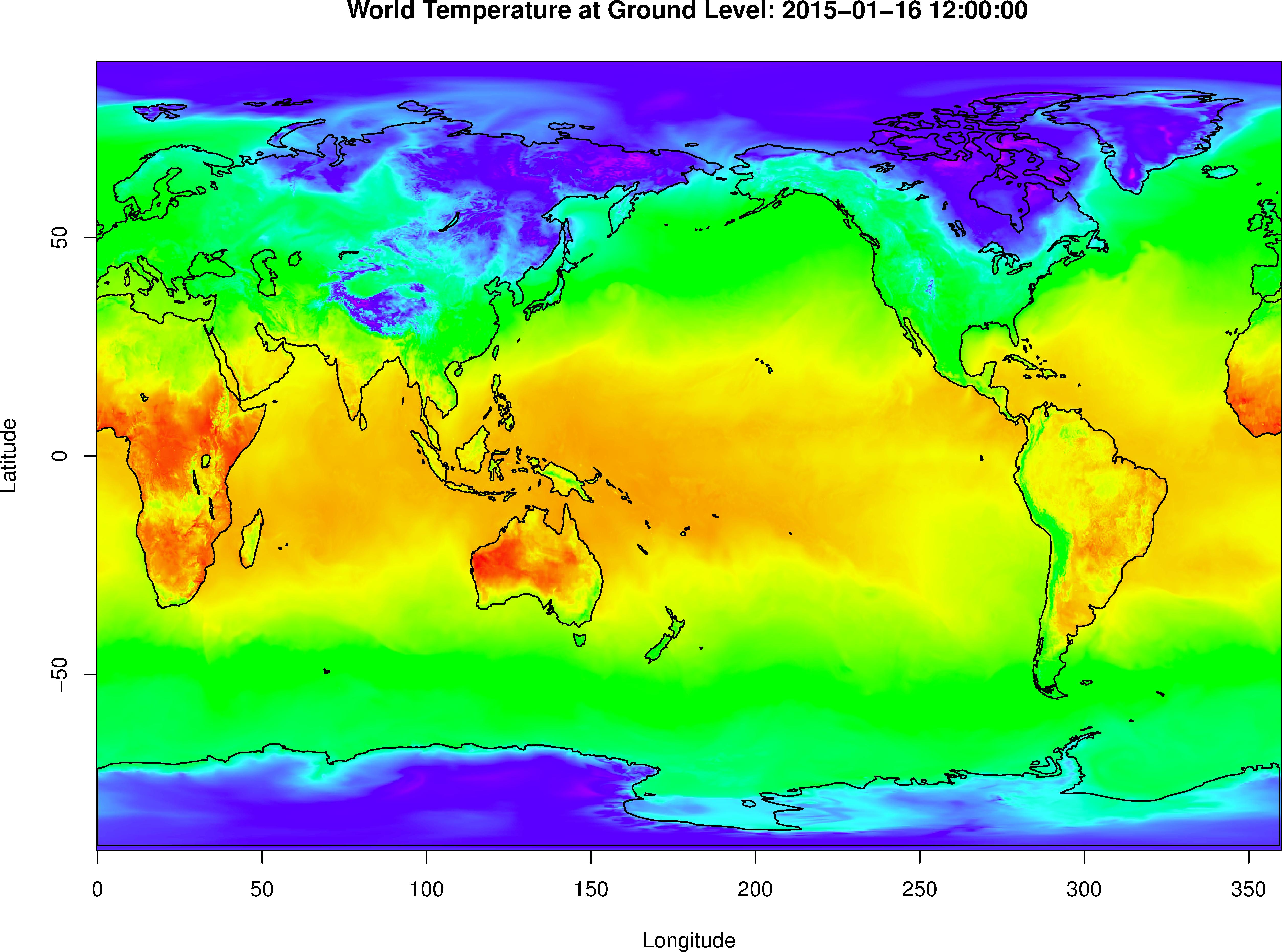 Cosa è il modello GFS meteo