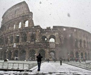 neve-a-roma-e-sul-colosseo