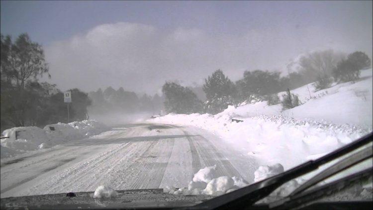 tormente di neve
